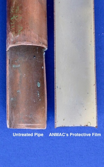 Water System Corrosion and Scale Inhibitors by ANMAC
