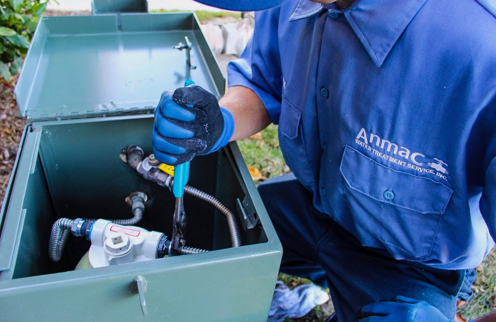 Monthly Water Treatment Service in Los Angeles and Orange County